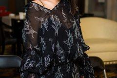 Виктория Гресь презентовала новую коллекцию сезона осень-зима 2019/20