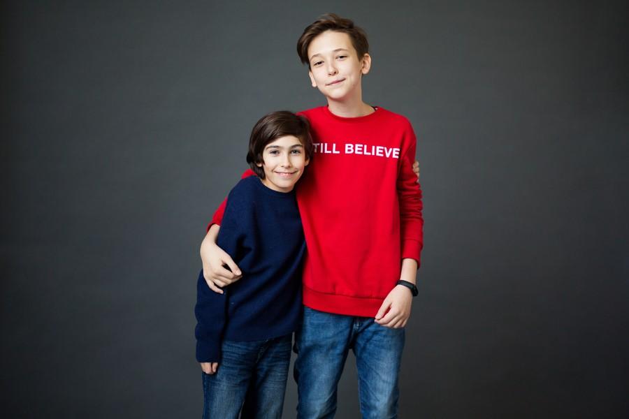 Егор и Саша, актеры шоу