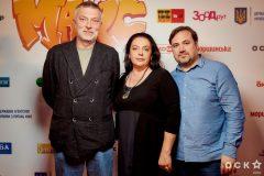 гала-премьера украинского приключенческого фильма – «Фокстер и Макс»