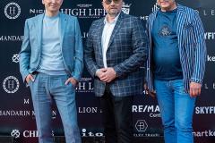 Валерий Захаров, Сергей Левченко, Михаил Архаров