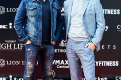 Дмитрий Никифоров и Валерий Захаров