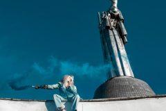 Показ Жана Грицфельдта с коллекцией Love Kyiv