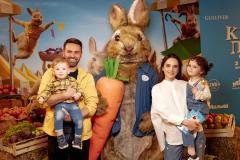 Кролик Петрик: Втеча до міста