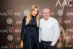 Леся Никитюк и Игорь Новенчук