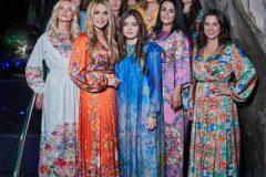 Показ коллекции Ridna народной артиски Украины Ольги Сумской совместно с участницами всеукраинского проекта NovaYa