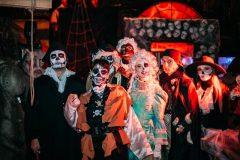 Хэллоуин в ресторане «Сейф»