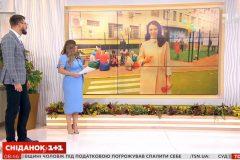 Неля Шовкопляс та Єгор Гордєєв Школа Супергероїв