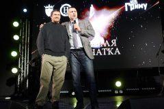 Александр Усик и Виталий Кличко