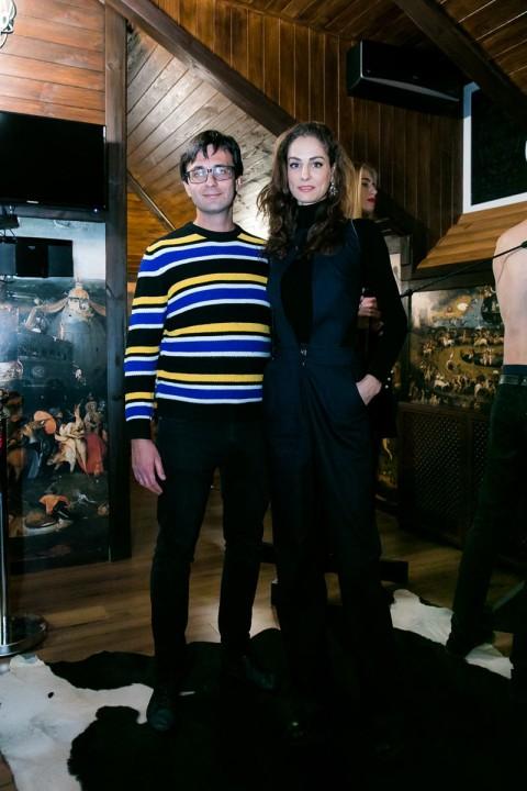 Антон Фридлянд и Анна Родионова