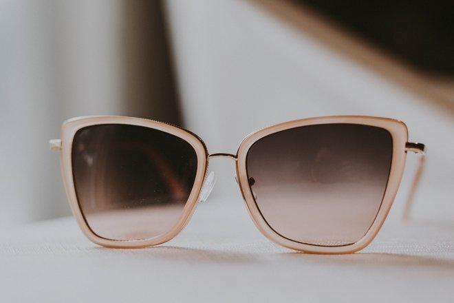 Тонированные солнцезащитные очки