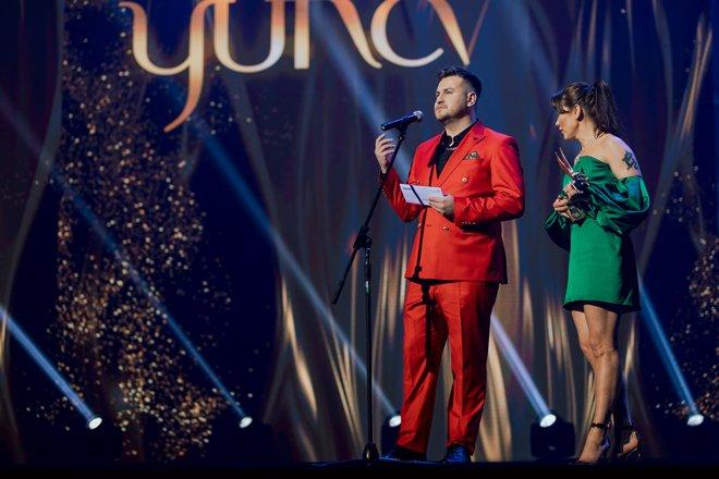 Національної музичної премії YUNA