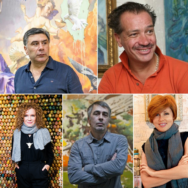 художники, которые прославили Украину