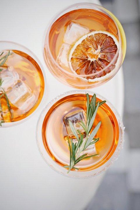 ТОП-5 простых коктейлей на основе сидра