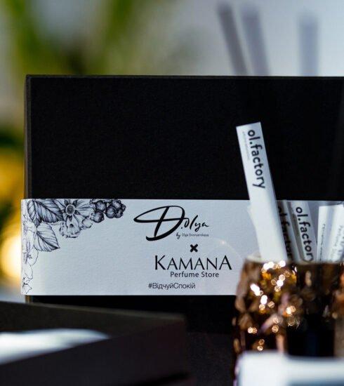 Kamana і бренду D.OLYA