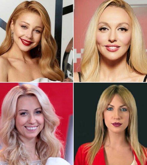 блондинки украинского шоу-бизнеса