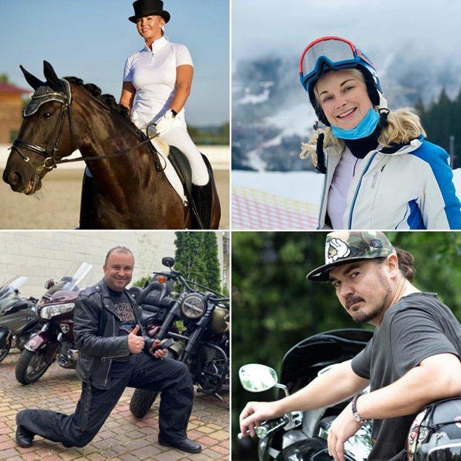 украинские знаменитости