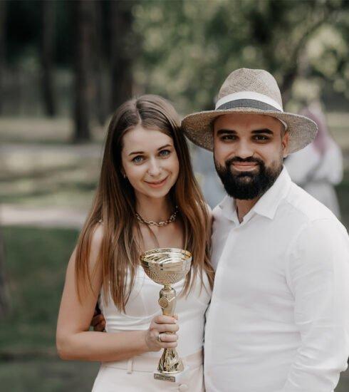 Сергій та Ольга Костецькі