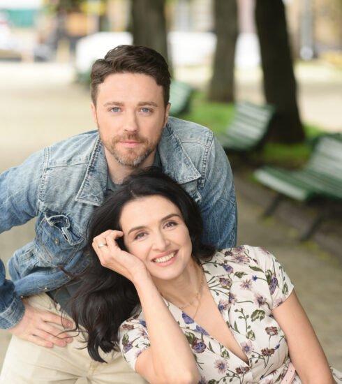 Валентина Хамайко та Олександр Попов