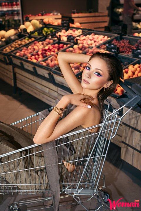 фотопроект Woman Magazine