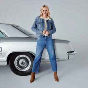 идеальная форма джинсов