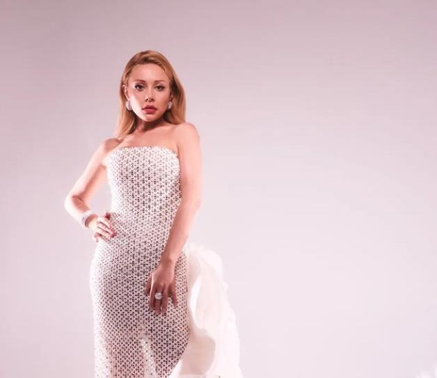 Мини-платье Тина Кароль