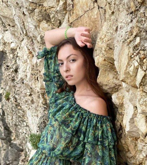 Дочь Поляковой